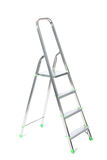 Stepladder isolated on white Royalty Free Stock Photos