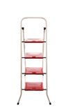 Stepladder. Isolated on a white background. Royalty Free Stock Images