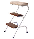 Stepladder Stool Royalty Free Stock Photos