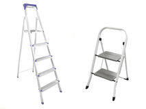 Stepladders Stock Images