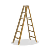 Stepladders -  set for your design Stock Photos