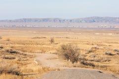 steppe Imagem de Stock Royalty Free