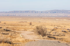 Steppe Royalty Free Stock Image