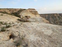 Free Steppe Rocks Cavity. Stock Image - 106368921
