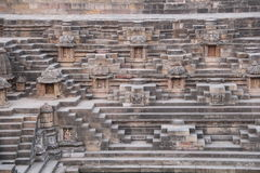 Stepped Well Suryakund Royalty Free Stock Photo