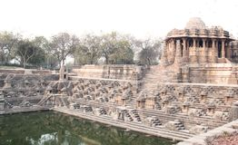 Stepped Well Suryakund Stock Photography
