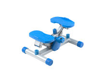 Stepper exercise machine Royalty Free Stock Photos