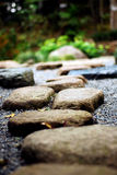 Stepping Stone Royalty Free Stock Photos