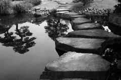 Stepping Stones Royalty Free Stock Images