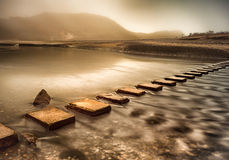 Free Stepping Stones Stock Image - 69795451