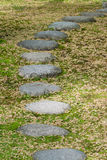 Stepping Stones Stock Photo