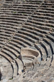 Steps of Ancient amphitheater Stock Photo