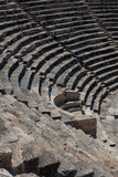 Steps of Ancient amphitheater Royalty Free Stock Photography