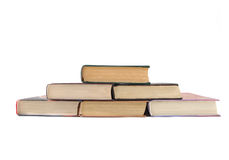 Steps from books Stock Photo