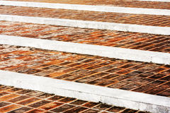 Steps city closeup Royalty Free Stock Photography