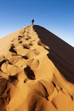 Steps dune royalty free stock photos