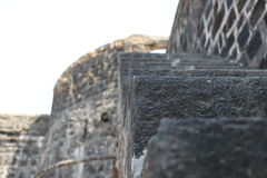Steps of history Royalty Free Stock Photos