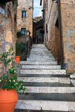 Steps In The Alley Royalty Free Stock Images