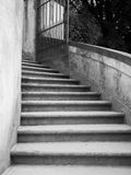 Steps leading up Stock Photos