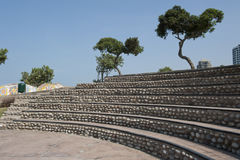 Steps in Lima Royalty Free Stock Photos