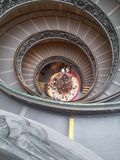 Steps in Rome royalty free stock images