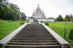 Steps for Sacred Heart Stock Photo