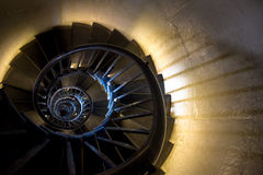 311 steps stair Royalty Free Stock Photography