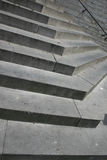 Steps of a stone stairs. Rhythm. Abstraction 1 Royalty Free Stock Photography