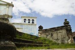 Steps to El Convento in Granada Nicaragua Stock Photography