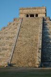 Steps to Mayas. Stock Photo