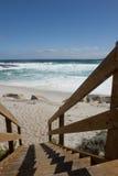 Steps To Paradise Beach Stock Photos