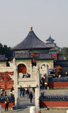 Steps to Temple of Heaven 2 Stock Photography