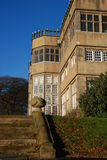 Steps up to Astley Hall, Chorley Royalty Free Stock Images