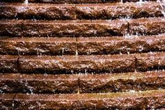 Steps Waterfall Design Stock Photos