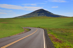Steptoe Butte Royalty Free Stock Images