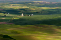 Steptoe Butte State Park. Stock Photos
