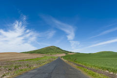 Steptoe Butte State Park Royalty Free Stock Photos