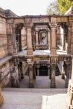 Stepwell, Ахмадабад стоковые изображения rf
