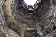 Stepwell, Ahmedabad Obrazy Royalty Free