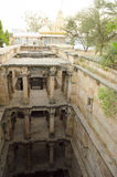 Stepwell Royalty Free Stock Images