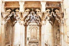 Stepwells bundi Indien Arkivfoto