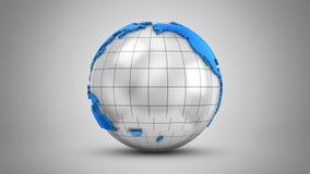 Stepwise rotation av jorden