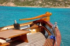 Ster łódź Zdjęcia Stock
