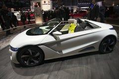 ster Хонда ev принципиальной схемы Стоковая Фотография