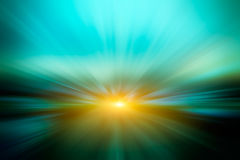 Ster lichteffect Stock Afbeelding