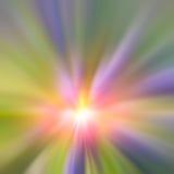 Ster lichteffect Royalty-vrije Stock Afbeelding