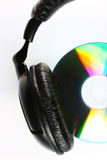 stereo шлемофона Стоковые Изображения RF