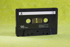 Stereo cassette tape Stock Photography