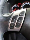 Stereo Controle Royalty-vrije Stock Fotografie