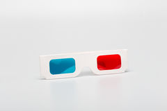 Stereo glasses Stock Photography